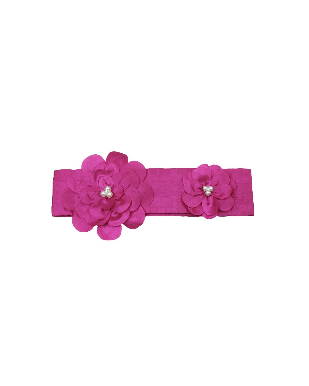 Belt For Girl Dress Rosy Model