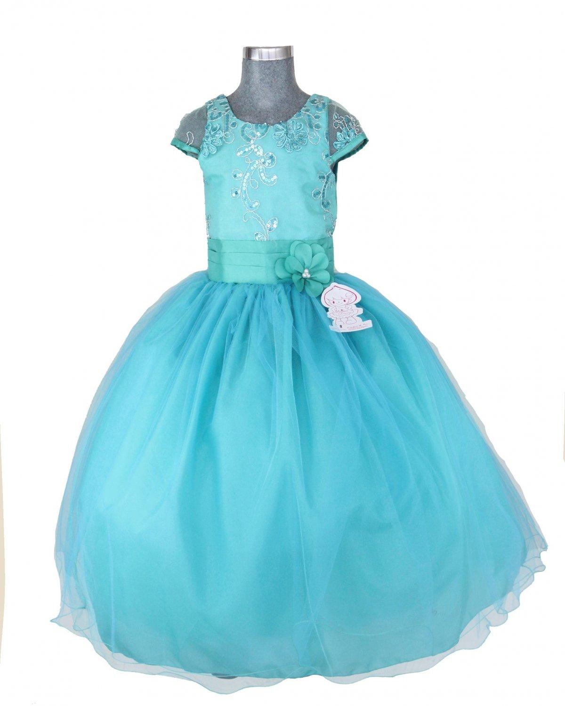 Girl dress plus size rosy models - Creaciones Maylin