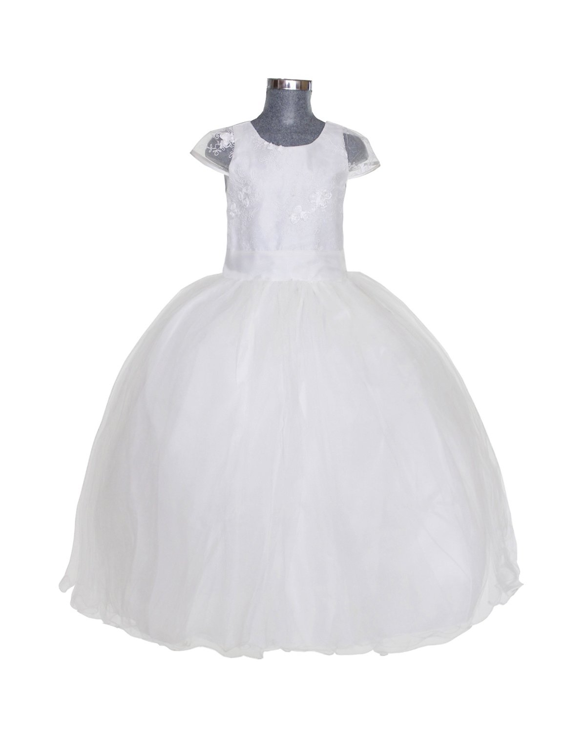 ROSY GIRL MODEL DRESS WITHOUT BELT
