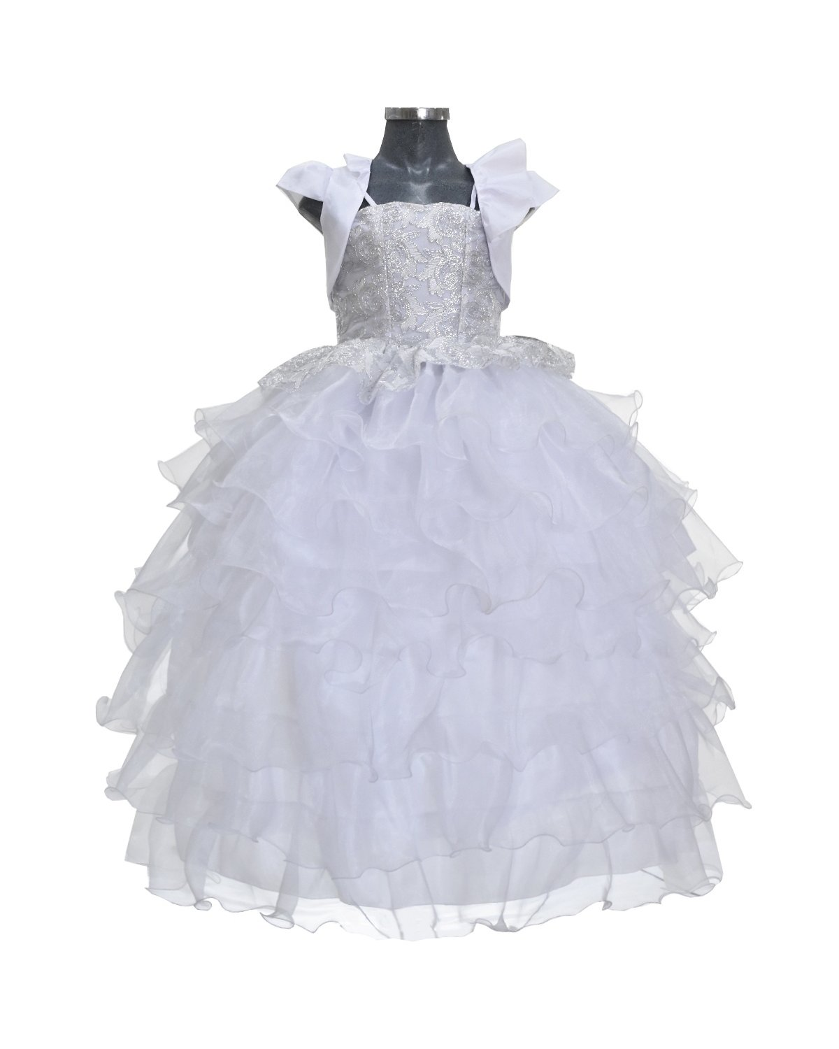 ANNY MODEL FIRST COMMUNION DRESS
