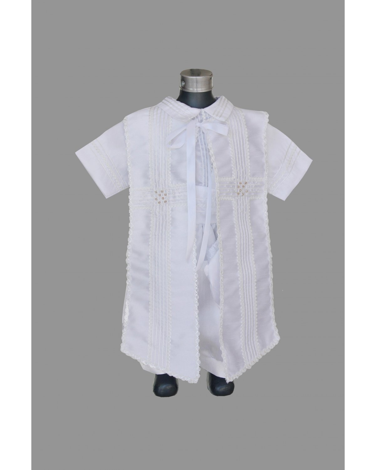 Boy Ceremonial Robe Model Pictures